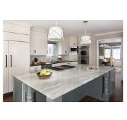Custom Size design Huizhou Kitchen Countertop Quartz slab
