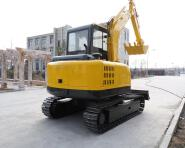 3.5 Tone Chinese supply cheap small hydraulic excavator