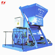 Foshan Foyu Heavy Industry Co., Ltd. Concrete Mixer