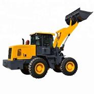 3ton wheel loader with 1.8m3 bucket capacity