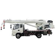 8ton KAMA Truck Mounted Crane For Sale