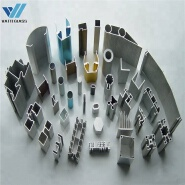 6061 6063 China top industrial extruded anodized aluminum extrusion profile