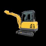 Factory direct sale mini excavator to japan
