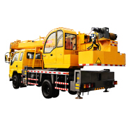 Manufacturer Price 8T Foton Truck Mounted Crane For Sale