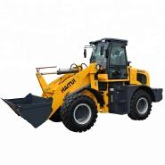 China 2 ton mini wheel loader CE front end loader for sale