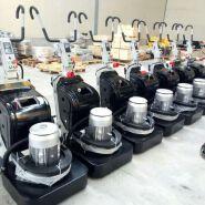 Hot sale 12 heads concrete floor grinder machine