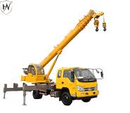 High Load Moment Electric Pickup Truck Crane 8t Crane Truck For Sale