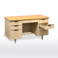China manufacturer high quality large long luxury office desk