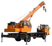 Maximum Lifting Height 31m 8ton Home Made Truck Crane