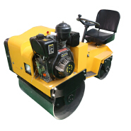 China supply diesel engine road roller compactor for sale