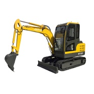 China 3 ton small excavator HT35 with CE certificate