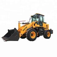 Manufacturer price front end loader 2 ton wheel loader hot sale in South American