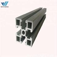 Customized shape building materials 6063 t5 aluminum alloy profiles
