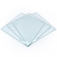3mm 4mm high quality cheap clear thick finishing float tempered glass for picture frame