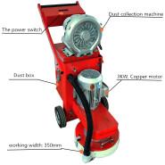 5% discount concrete floor epoxy floor grinding and leveling grind machine