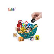 Superior Balancing Educational Coloful Kids Toy Balance Wood Game Wooden Block Balance