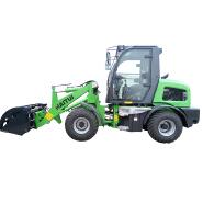 ZL918D High efficiency CE Euro III 1.8T mini wheel loader
