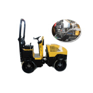 ST1800 4 stroke 2 tons compactor vibratory roller