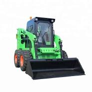 850kg China mini skid steer loader for sale