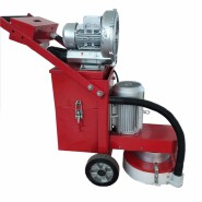 small hand push small concrete floor grinder polisher