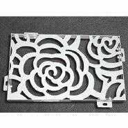 Modern Building Material Aluminum Laser Cutting Decorative Wall Facade Panels