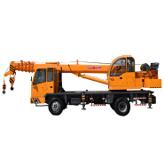 8ton Home Made Truck Crane For Sale