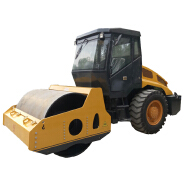 10 Ton Hydraulic Single Drum Vibratory Road Roller