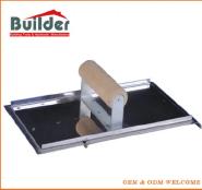 Safety Step Edger Groover