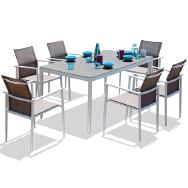 Foshan Shunde Meyaxin Furniture Industrial Co., Ltd. Outdoor Aluminum Table & Chair