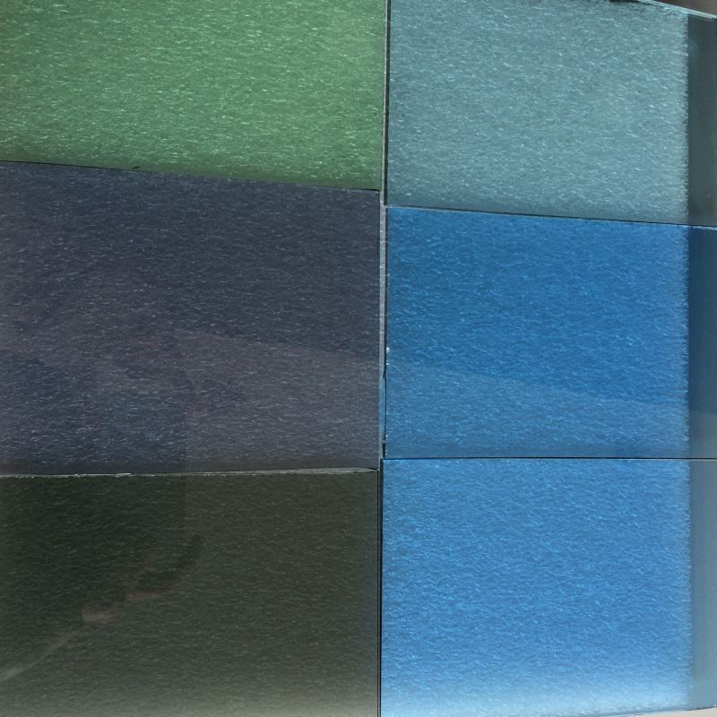 European Gray Glass