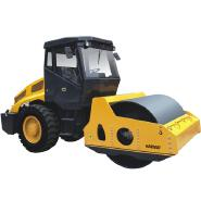 8 ton Hydraulic single drum ground compactor