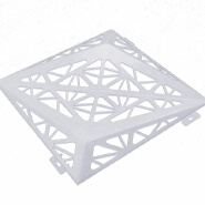 Modern Building Material Aluminum Decorative CNC Cutting Design 3d Wall Cladding