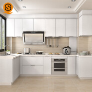 Easy clean acrylic kitchen counter top kitchen countertop for sale