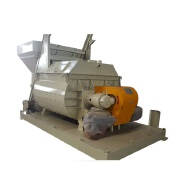 JS Construction use twin shaft high power ce certificate automatic 1.5 cubic meter concrete mixer machine