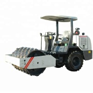 3 ton single drum small ground dirt compactor