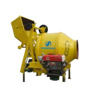 SLM2.6 High Quality Self Loading Concrete Mixer