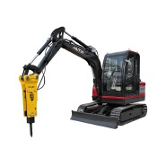 New condition China mini excavator 3.5ton for sale