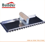 Stainless Steel Step Groover