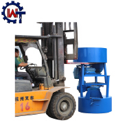 cement and concrete mixer JD350
