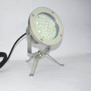 LED Pool Tripod Lamp 9*3W IP68 RGB