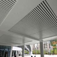 Foshan Haonianjing Building Materials Trading Co., Ltd. Aluminium Strip Ceiling