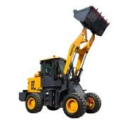 CE front end loader China 2 ton mini wheel loader for sale