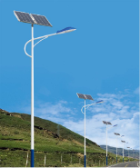 Solar street light wholesale