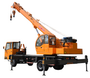 8ton Mobile Home Made Truck Crane Best Selling In Europe And America
