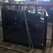 5mm 6mm 8mm tempered dark grey reflective glass