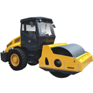 6 Ton Single Drum Hydraulic Vibratory Road Roller HSR6000D