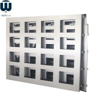 Henan Winow Import & Export Co., Ltd. Aluminum Grille Decorative Wall