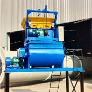 JS500/JS750 concrete block mixer machine