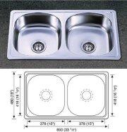 Yasta Stone Co., Ltd. Kitchen Sinks