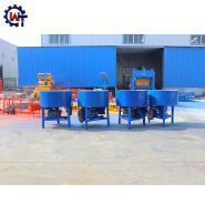 concrete brick mixer machine 500 liter for solid block makingJD350
